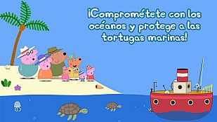 Descargable¡Ayuda a salvar a las tortugas marinas!