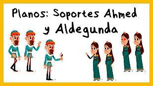 DescargableTipos de Planos - Soportes Ahmed y Aldegunda