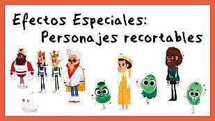 DescargableEfectos Especiales - Personajes recortables