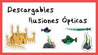 Descargables para crear Ilusiones Ópticas