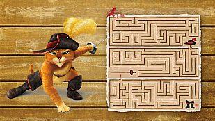 DescargableEl triple laberinto del Gato con Botas