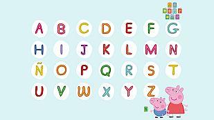 Descargable¡Aprende el abecedario con Peppa!