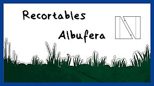 DescargableRecortables Albufera para construir tu decorado