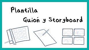 DescargablePlantilla para hacer tu storyboard