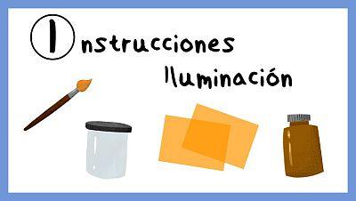 Instrucciones para crear tu propia iluminación