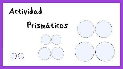 Los Objetivos - Actividad Prismáticos