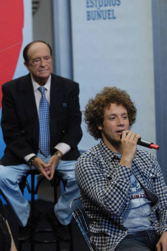 Eurovisión 2010 - Dani con Uribarri