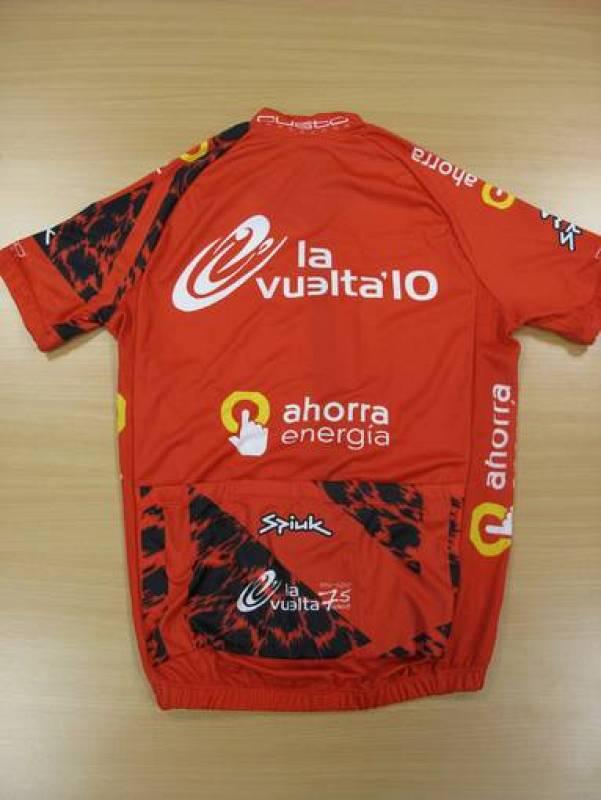 En la parte trasera se destaca que estamos en la 75º edición de la Vuelta