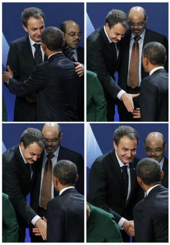 CUMBRE DEL G20 EN CANNES