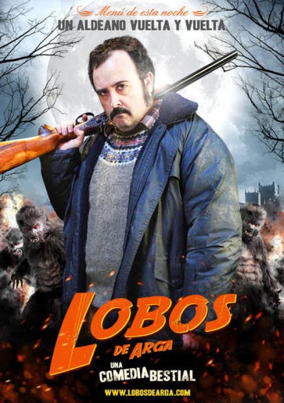 """Carlos Areces es Calixto, """"Un aldeano de ida y vuelta"""""""