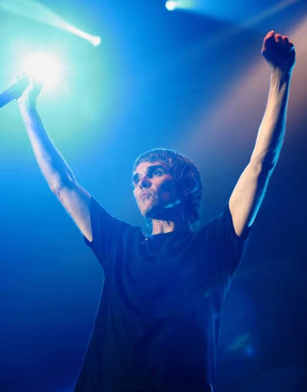 The Stone Roses en concierto en Barcelona