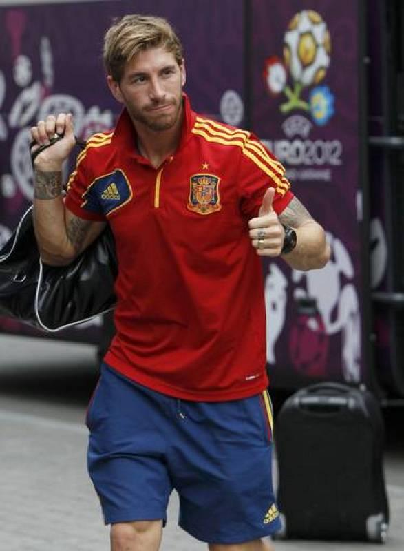 Sergio Ramos ha ido mejorando partido a partido
