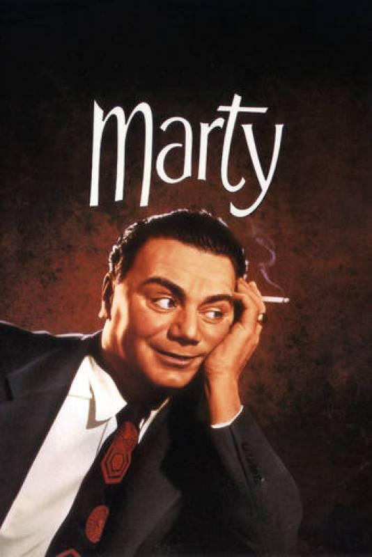 Cartel de la película Marty