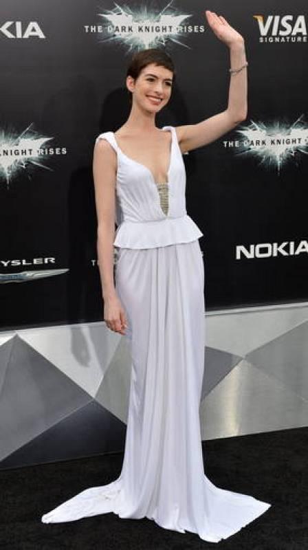 Anne Hathaway en Batman