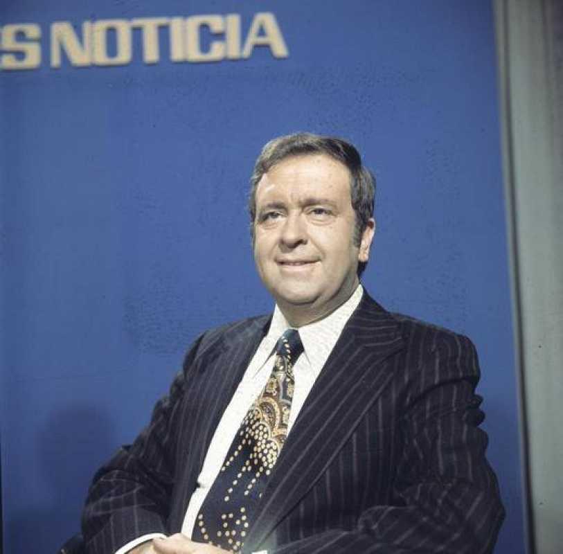José Luis Uribarri TVE