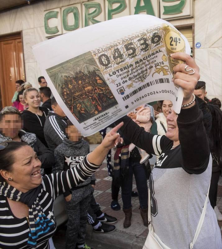 Una manta de millones para Pinos Puente, en Granada