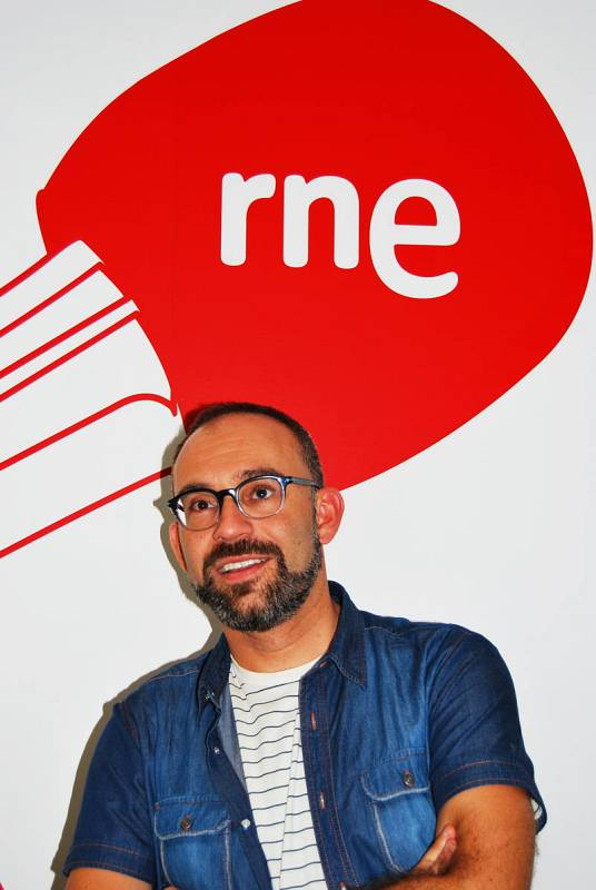 Manu Martínez, el mediocentro de 'Tablero deportivo'.