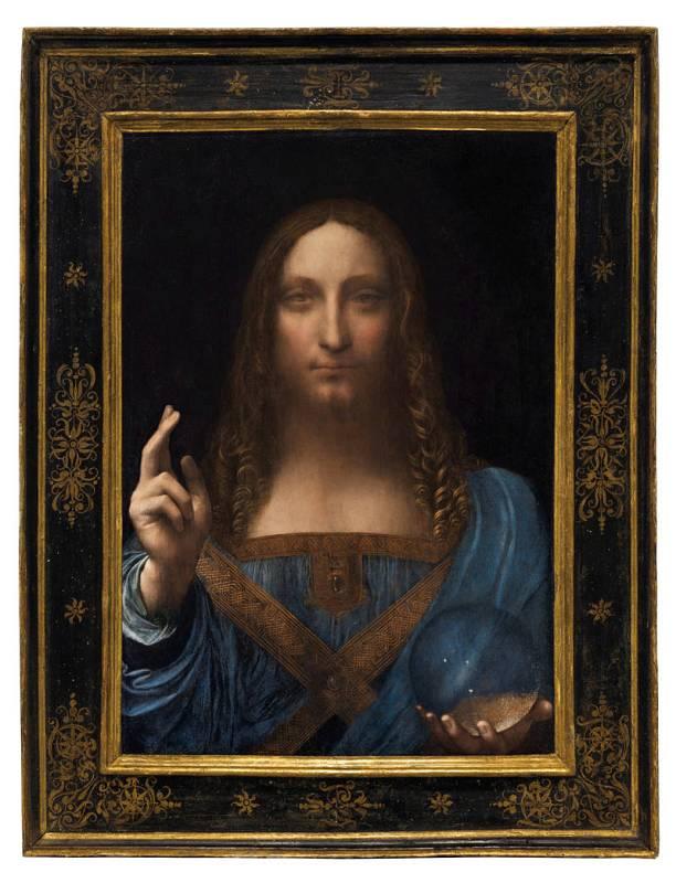 Leonardo da Vinci bate todos los récords mundiales