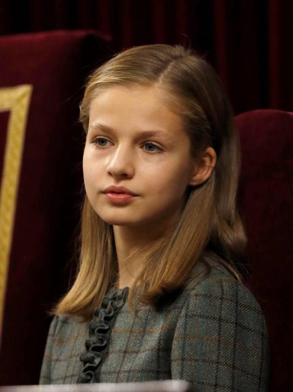 El futuro de la monarquía, la princesa Leonor