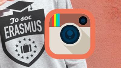 Instagram 'Jo soc erasmus'