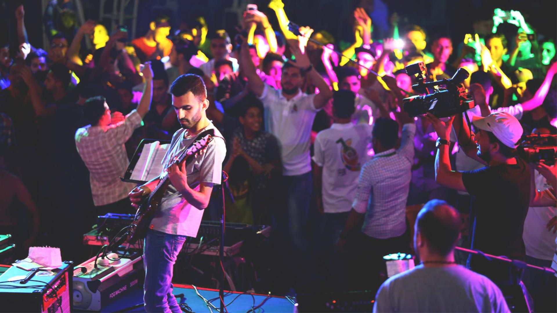 Las mejores fotos de Vivir Gaza: A Ritmo de Rock