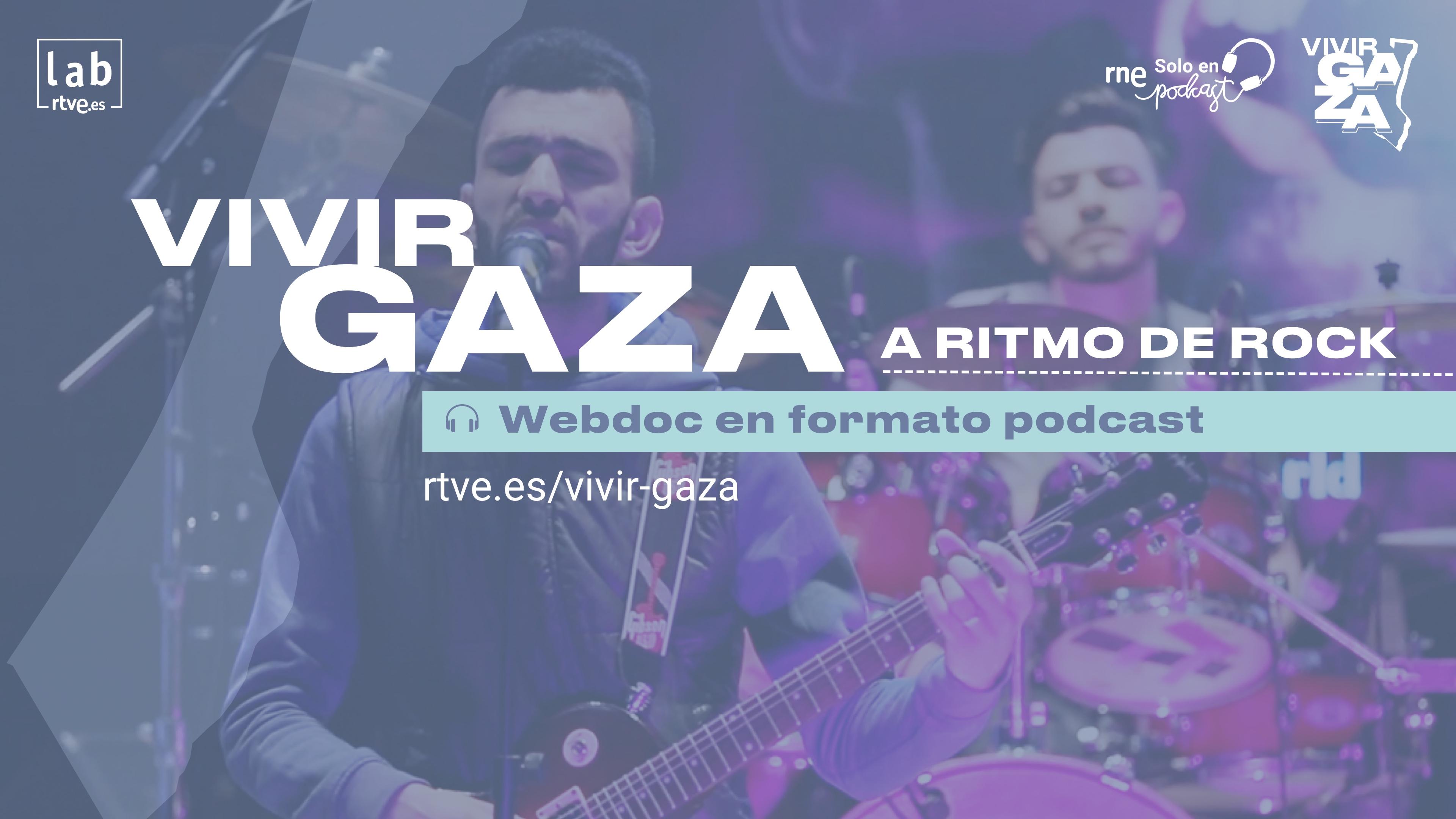 Vivir Gaza - A Ritmo de Rock