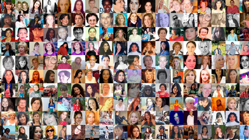 1000 Mujeres asesinadas por violencia de género