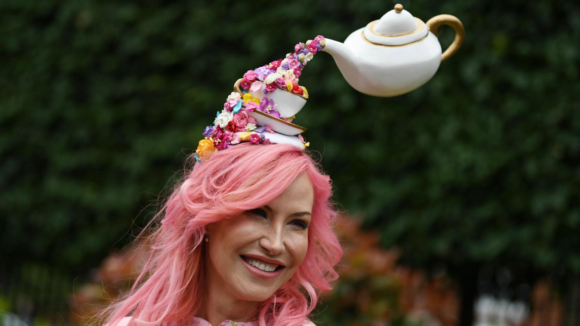 Los sombreros del Royal Ascot