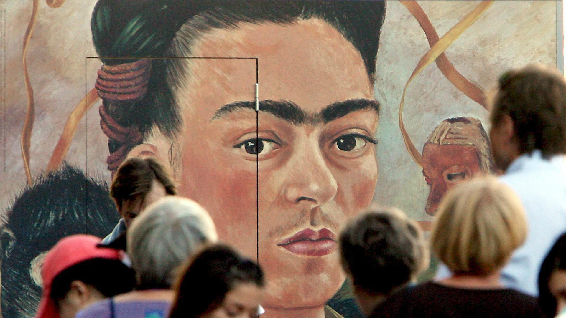 Frida Kahlo, la mujer detrás de la leyenda
