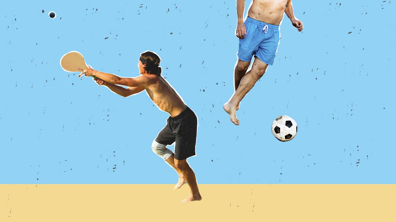 8 deportes de playa para tus vacaciones
