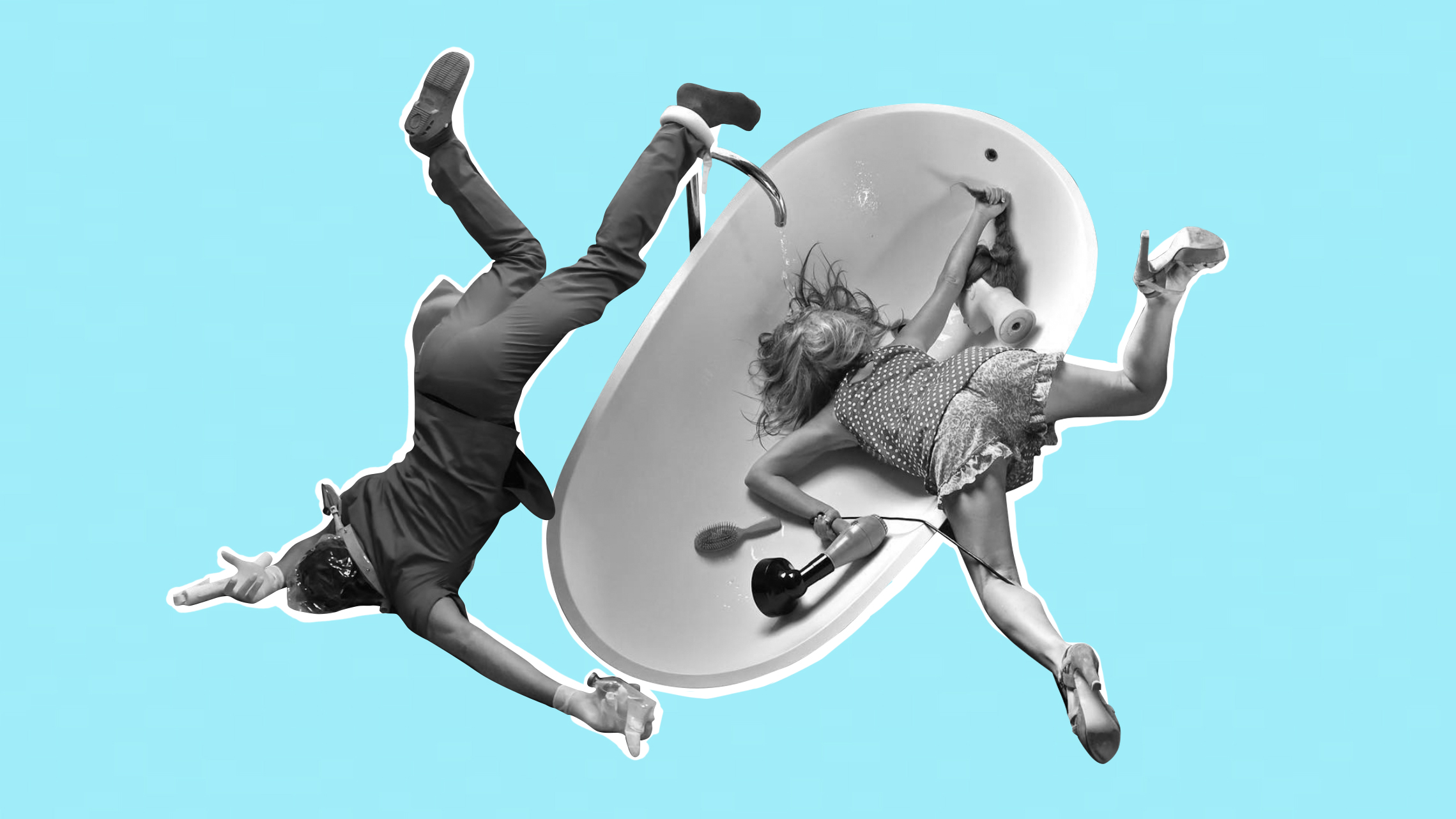 In extremis: cómo hacer de una caída un arte