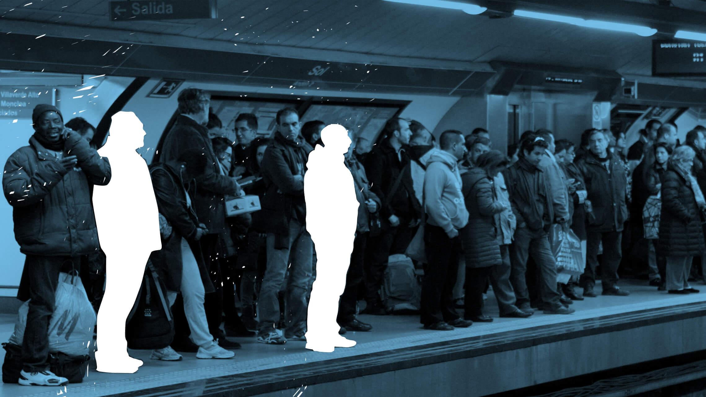 Personas desaparecidas: situación en España