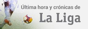 Noticias de La Liga 1º división