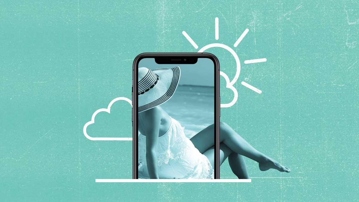 Cinco aplicaciones para estar alerta de los cambios meteorológicos