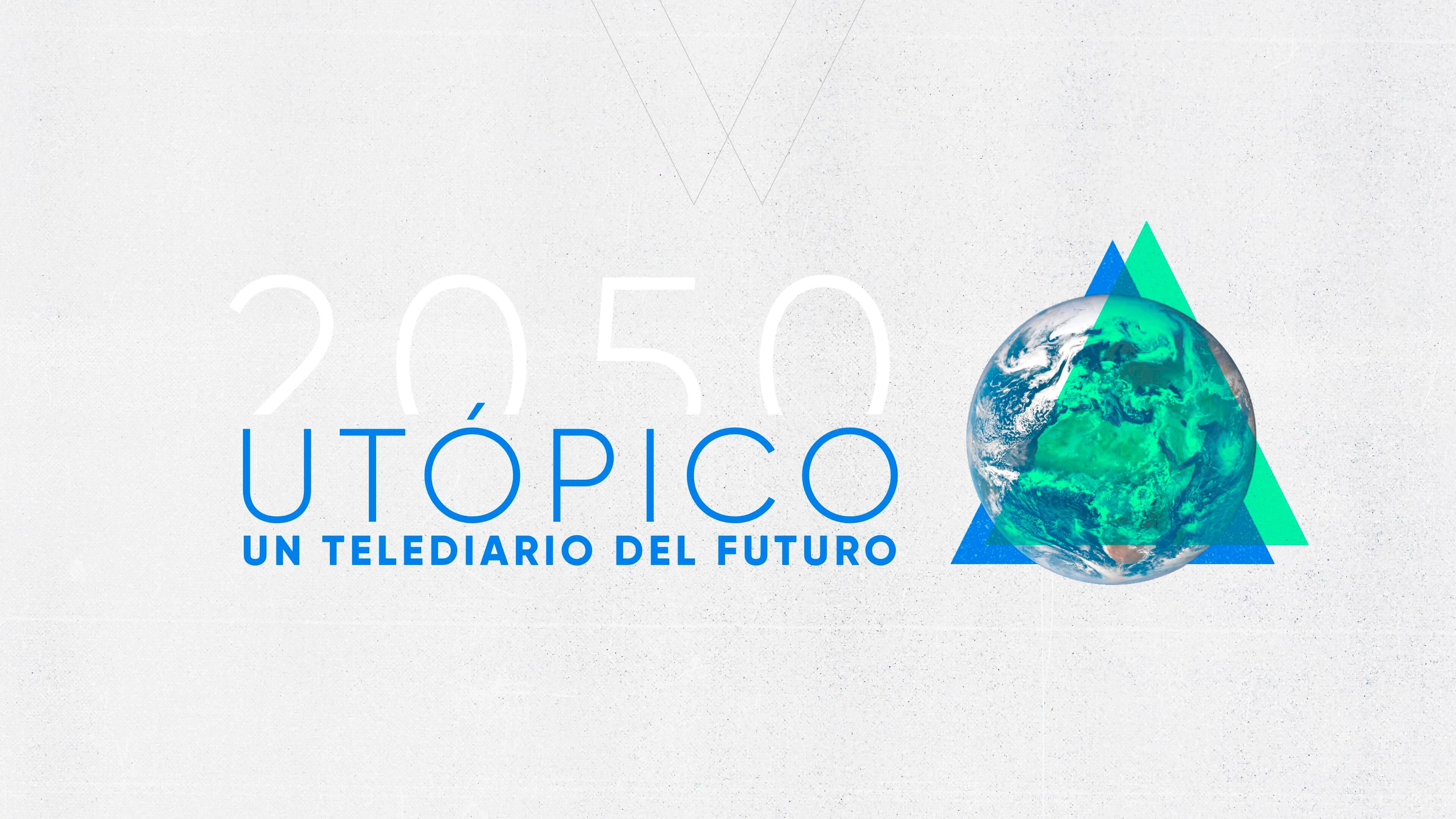 Carlos Franganillo y Mónica López te informan desde 2050