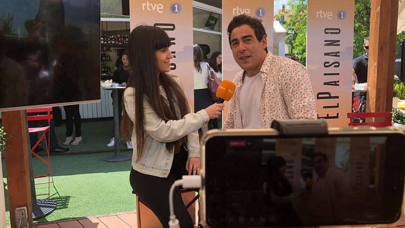 Vuelve a ver el videoencuentro con Pablo Chiapella en la presentación de 'El Paisano'