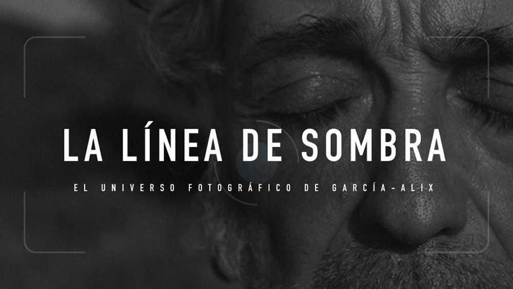 García-Alix: La línea de sombra
