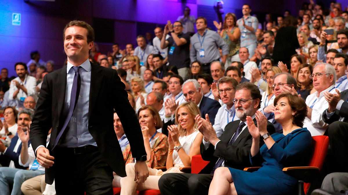 Los retos que afronta el nuevo líder del PP
