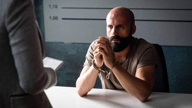 Joaquín Abad interpreta a Raúl Sánchez en 'Estoy vivo'