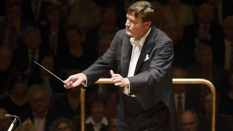 El director de orquesta Christian Thielemann