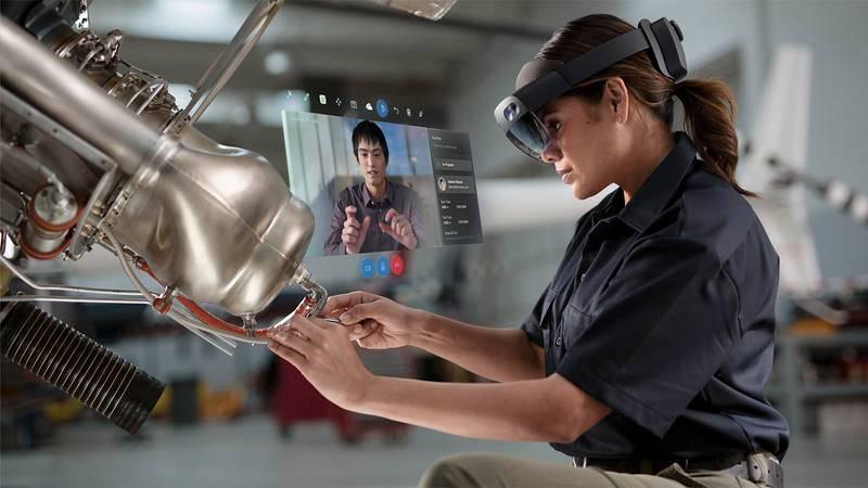 Las gafas de realidad mixta HoloLens 2 están enfocadas a arquitectos, ingenieros, diseñadores, médicos...