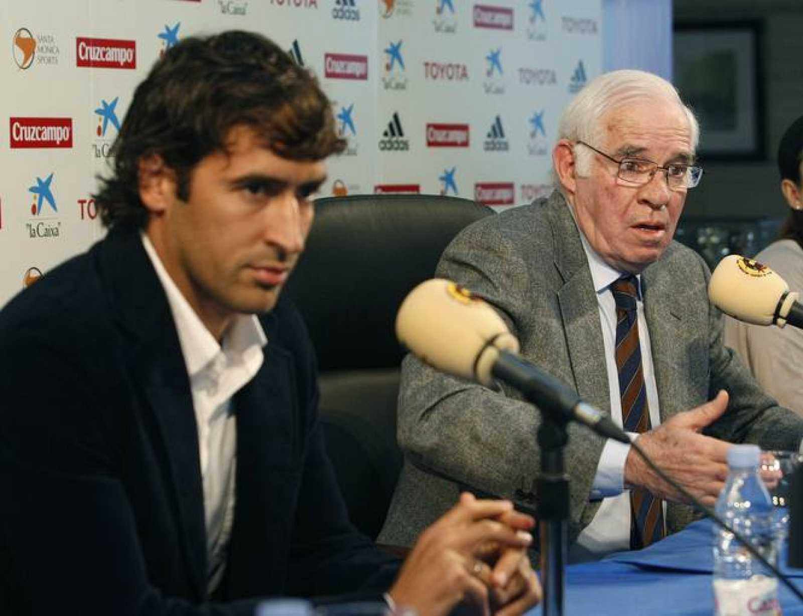Raúl y Luis piden el fin del debate