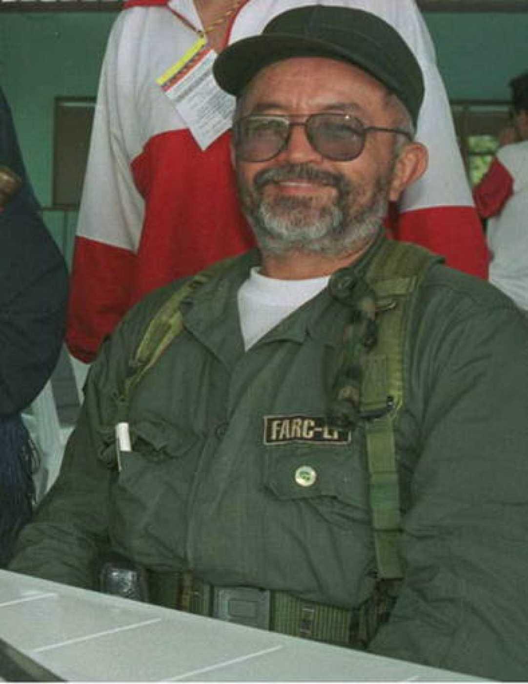 Raúl Reyes, guerrillero de las FARC
