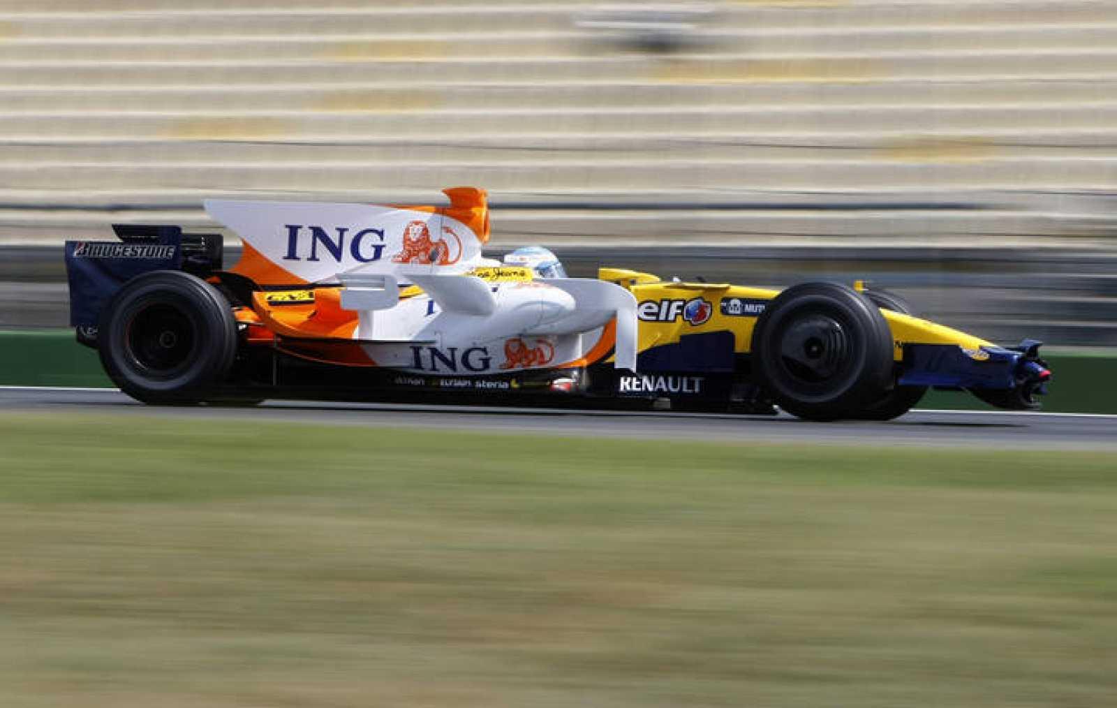 Circuito Fernando Alonso : Fernando alonso espera mejorar sus resultados en el circuito de