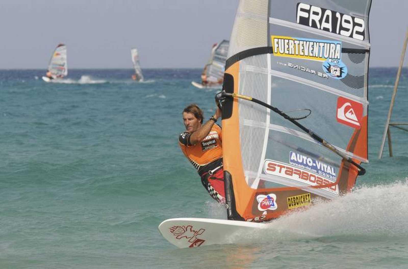 Resultado de imagen de Albeau se impone en el slalom