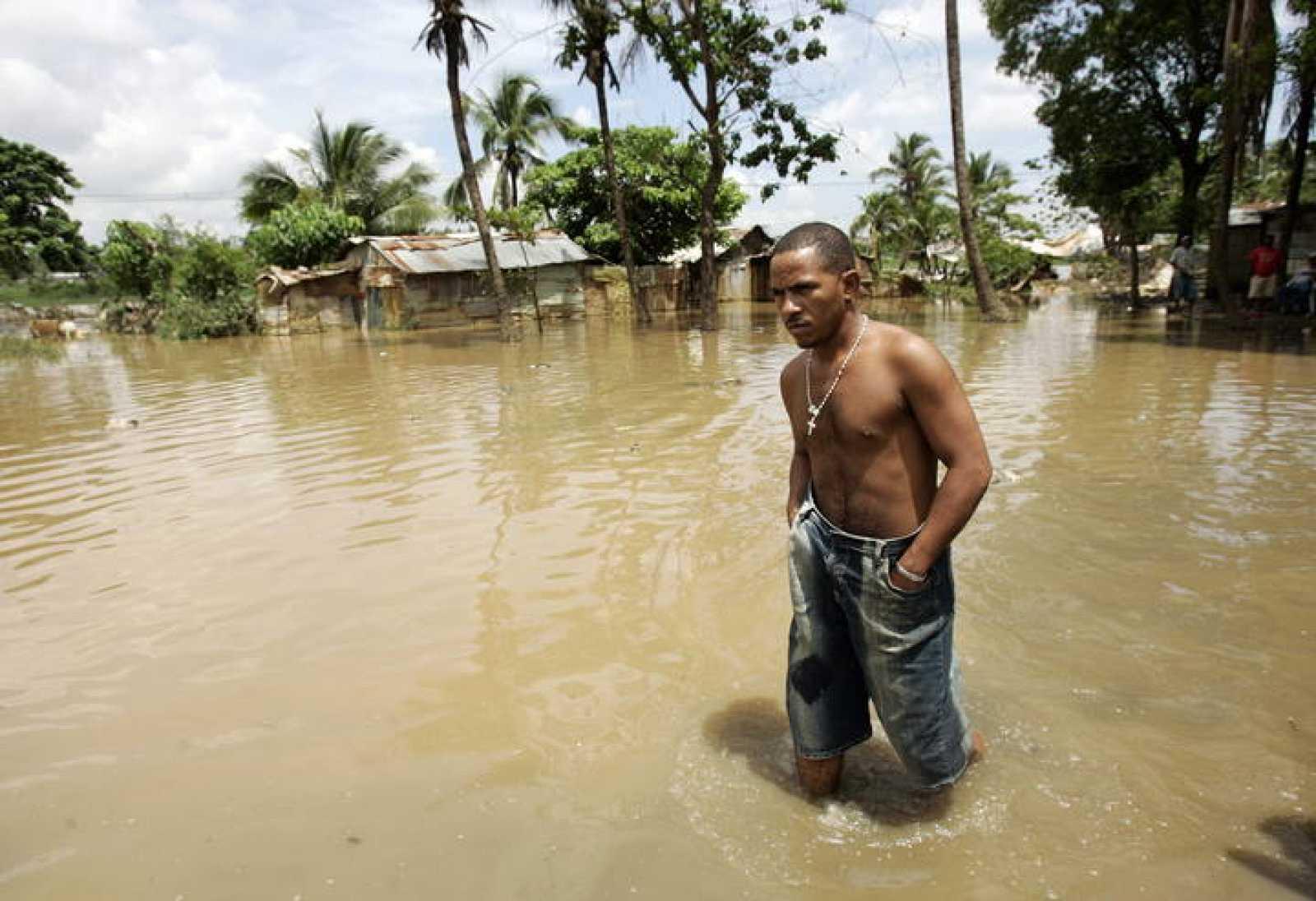 Gustav deja un balance trágico a su paso por Haití y República Dominicana
