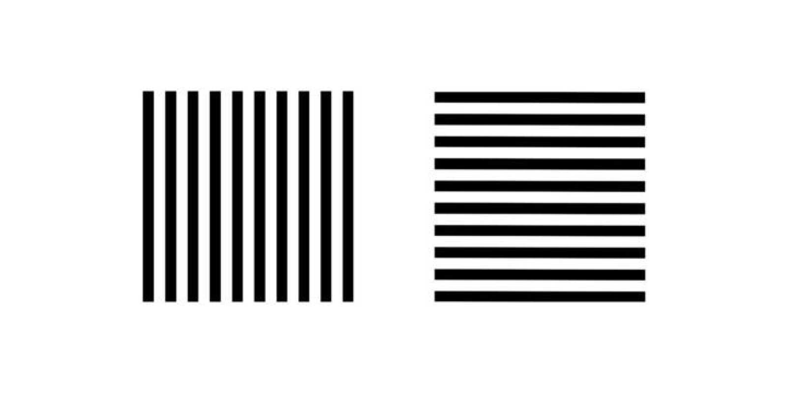 79b3db6c Horizontales o verticales, ¿qué rayas