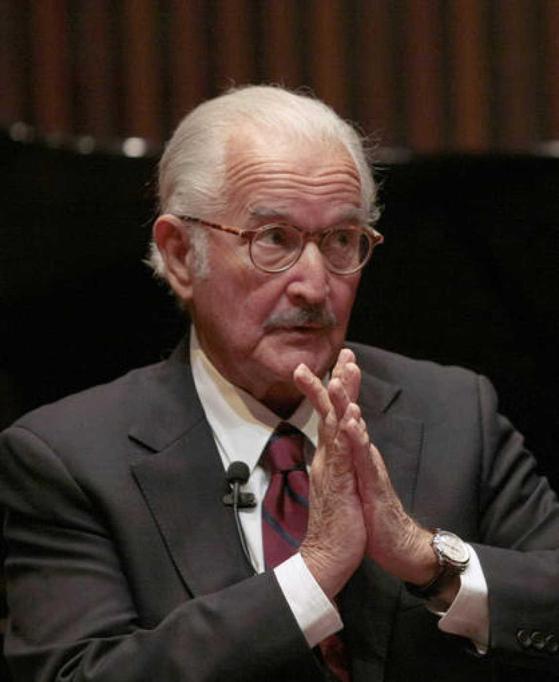 Carlos Fuentes Recibe El Premio Formentor De Las Letras Rtvees