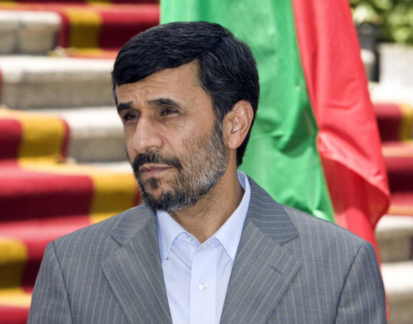 Mhmud Ahmadineyad, en una imagen reciente.
