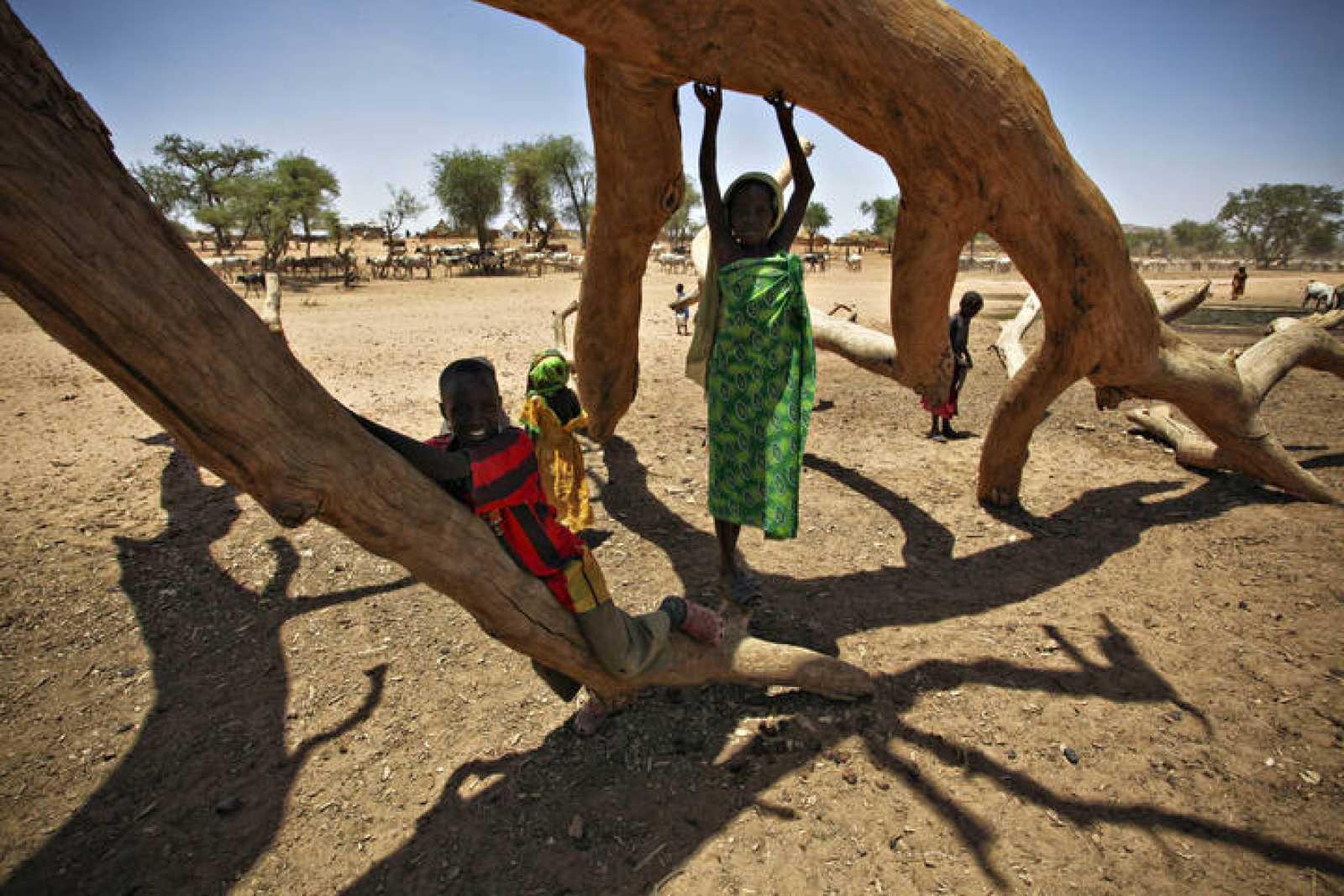 Tras seis años de guerra, en Darfur ha habido decenas de miles de muertos y más de dos millones y medio de desplazados.
